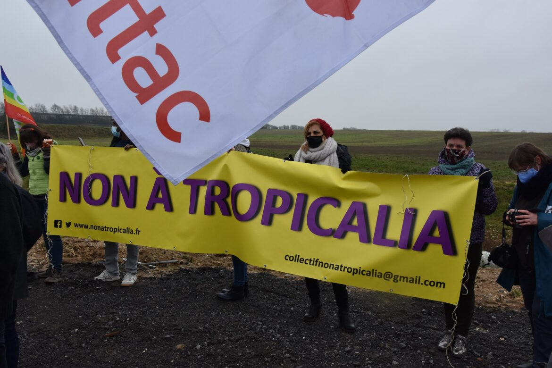 20 février 2021, Radio Campus Lille autour de Tropicalia